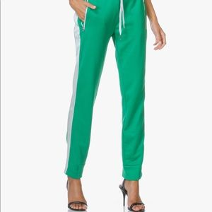 Rag and Bone Kelly Mika Satin Trimmed Pants